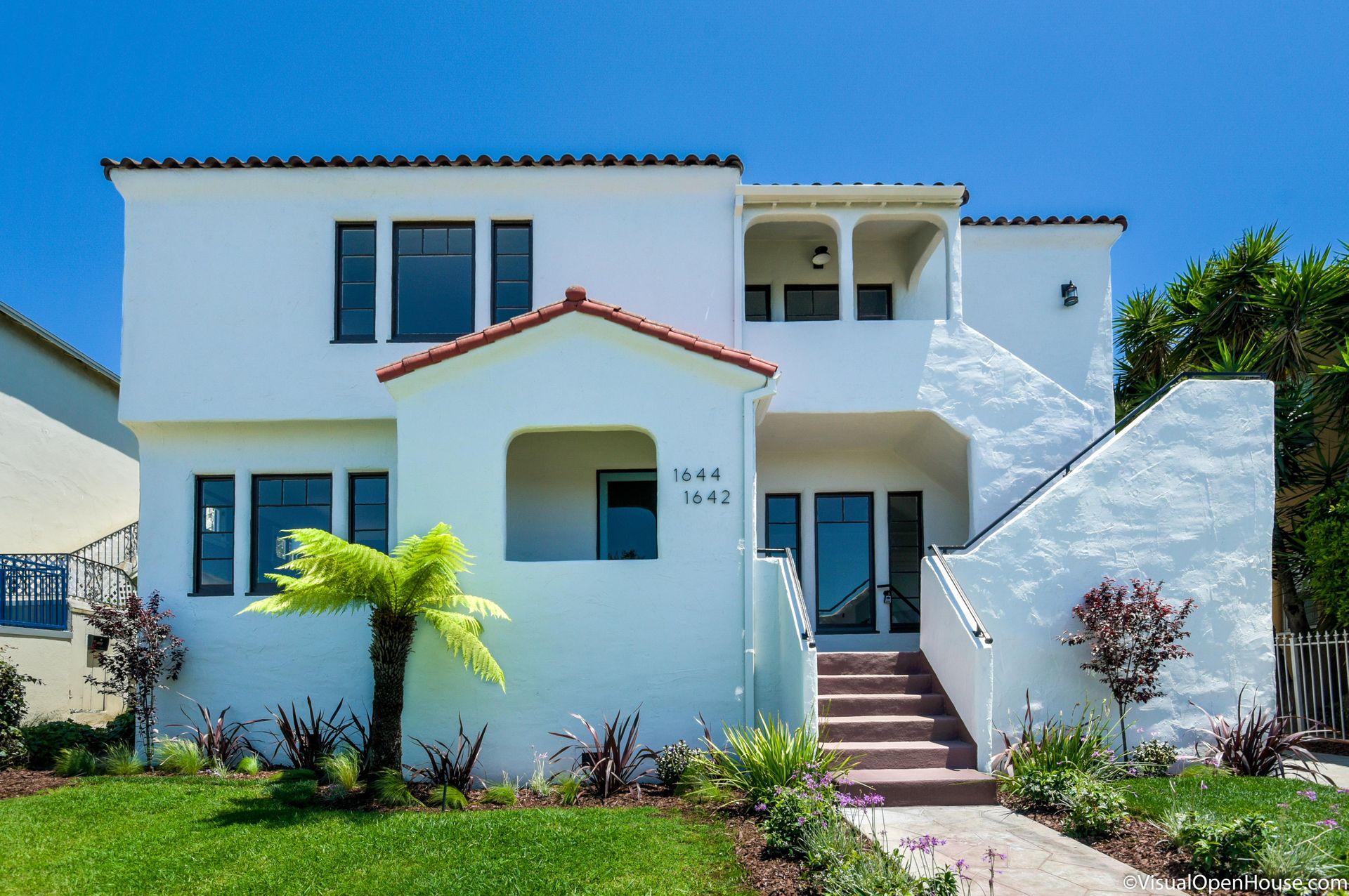 1642 S Curson Avenue Los Angeles Ca 90019