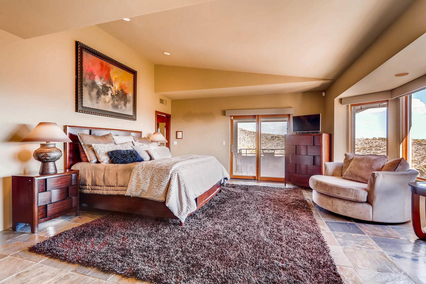 Views from Four Peaks to Town-large-013-13-Master Bedroom-1500x1000-72dpi