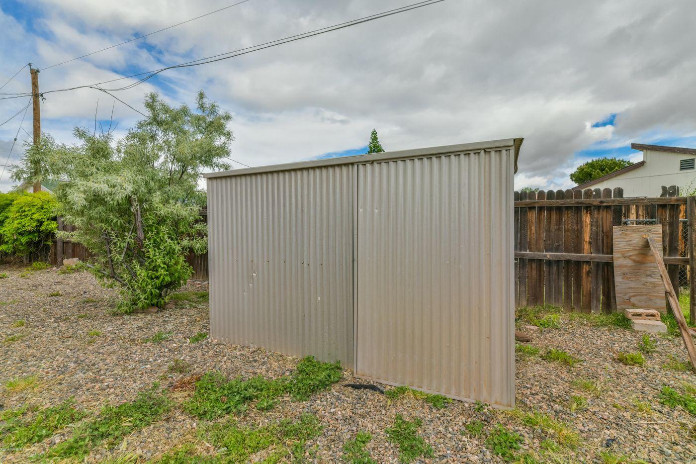 3616 Navajo shed